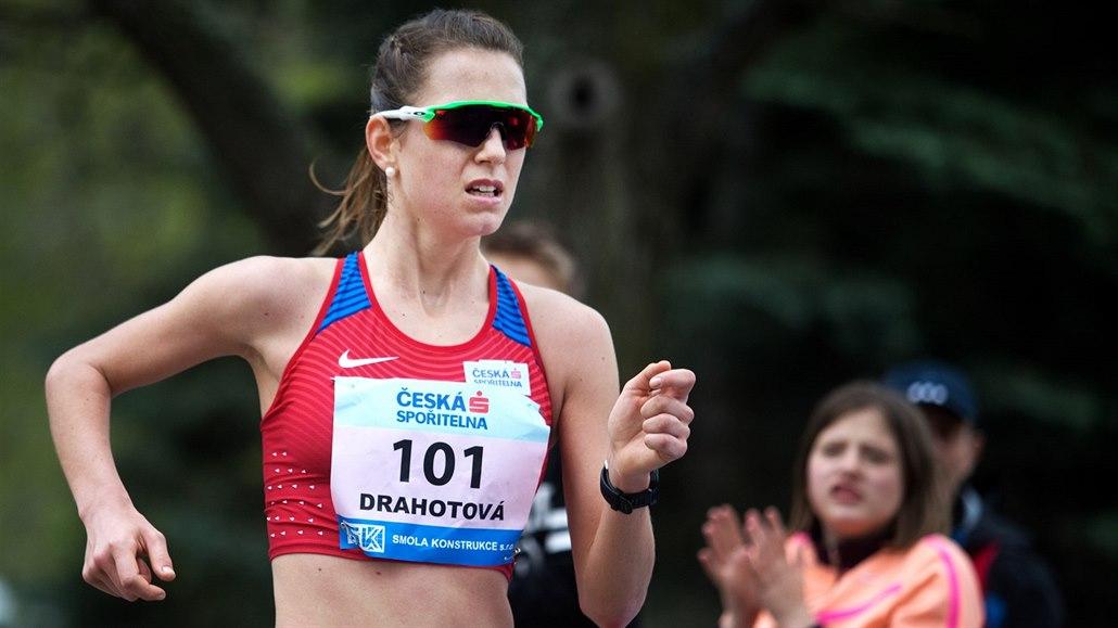 Antidopingový výbor: Důkazy proti Drahotové? Myslíme si, že jsou jasné