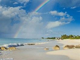 Loni první, letos druhá. Jednou z tradičně nejlépe hodnocených pláží je Grace...