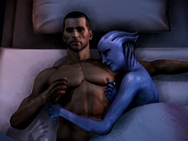 Kontroverze v Mass Effect