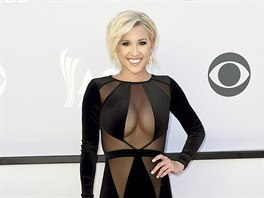 Savannah Chrisley na ACM Awards (Las Vegas, 2. dubna 2017)