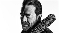 Jeffrey Dean Morgan jako Negan ve Walking Dead
