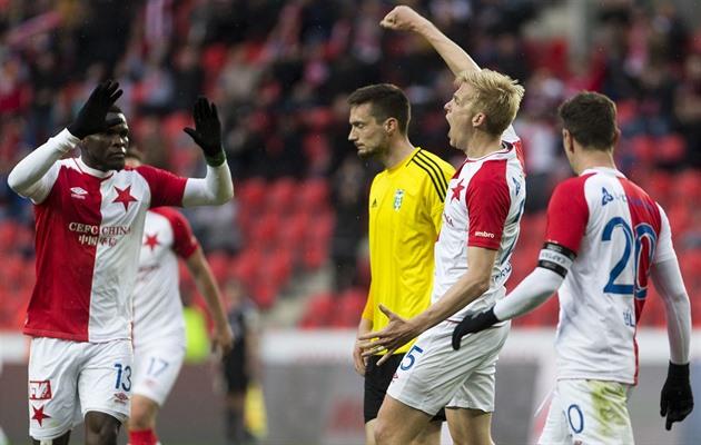O Slavia vai jogar a final da copa em casa, vai ligar para o Zlín. Opava está esperando por Boleslav