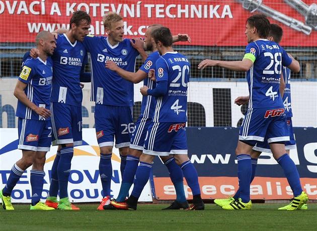 A segunda liga: Olomouc correu Varnsdorf, mas Baník e Opava apenas desenhou
