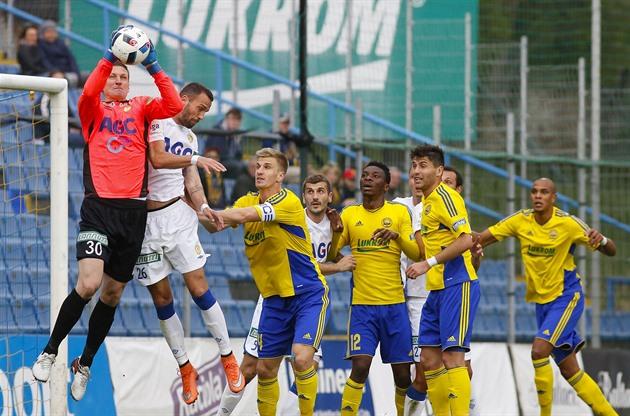 Zlín – Teplice 0: 2, o duelo pelo quinto lugar foi chamado para os convidados