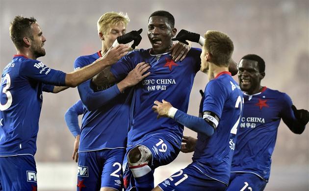 Slovacko – Slavia 0: 2, a vitória moveu os convidados para a frente da mesa incompleta