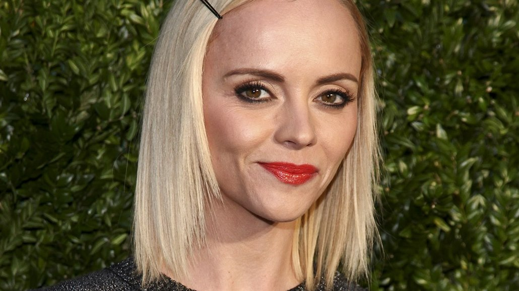 Christina Ricci (New York, 24. dubna 2017)