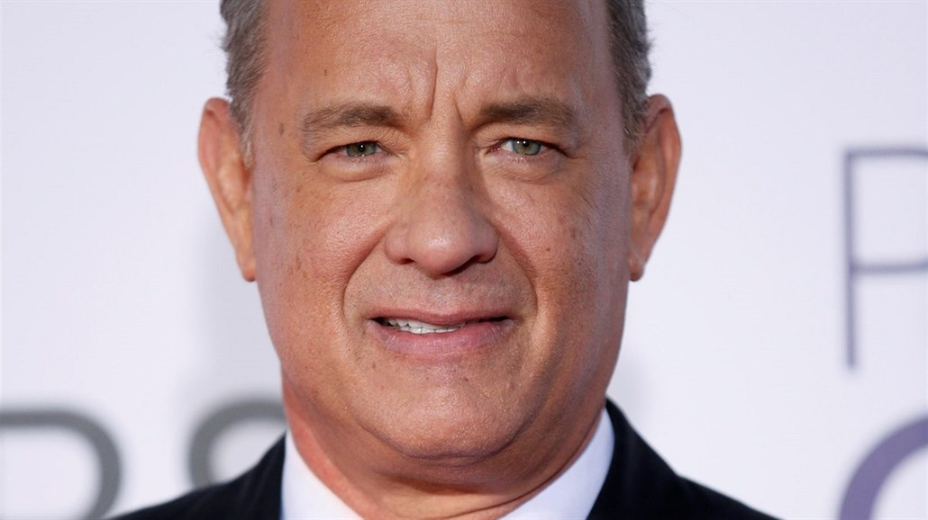 Tom Hanks (Los Angeles, 18. ledna 2017)