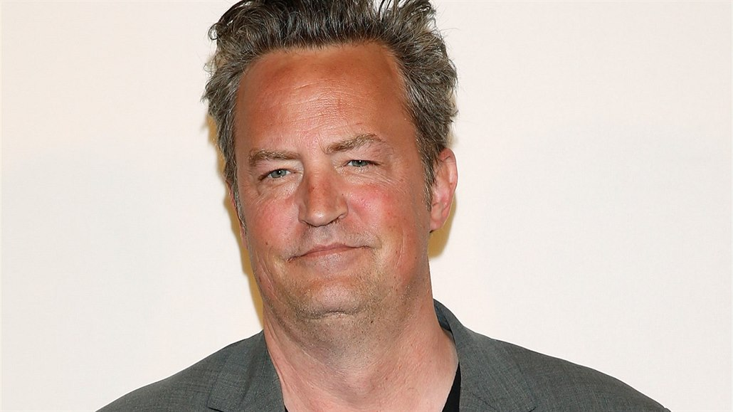Matthew Perry (New York, 26. dubna 2017)