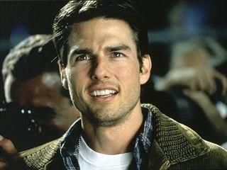 Tom Cruise ve filmu Jerry Maguire (1996)