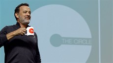 Tom Hanks ve filmu The Circle