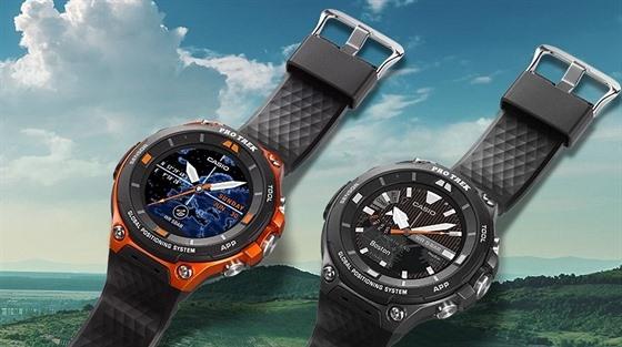 Chytré hodinky od průkopníka digitálek mají konečně vestavěnou GPS ... 19cb192ac5