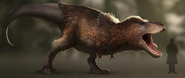 Jak moc páchl Tyrannosaurus rex? Nejspíše značně a sám to dobře cítil