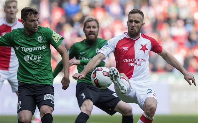 Slavia ainda está longe, Sparta não ganhou 33 duelos por trás