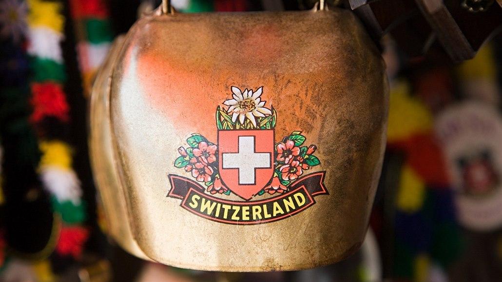 Kravský zvonec je tradiční součástí švýcarského folkloru. Aktivisté však  upozorňují ff3ba414f1