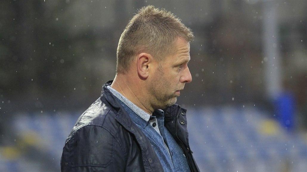 Radim Kučera u fotbalistů Jihlavy nahradil trenéra Svědíka