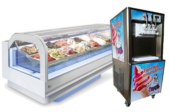Točená zmrzlina vs. kopečková: vyřešme dilema jednou provždy.