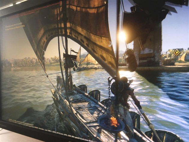 Assassin's Creed Origins - leak