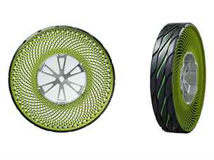 Bridgestone Innovative Tire Structure