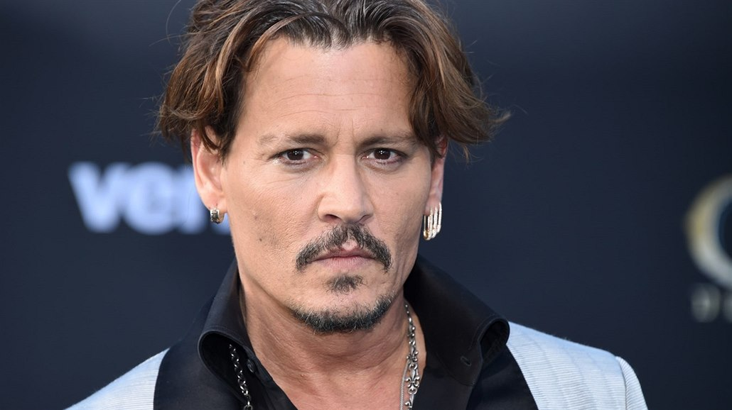 Johnny Depp (Los Angeles, 18. května 2017)