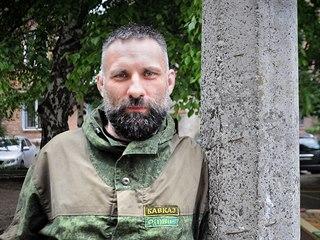 Pavel Botka alias Kavkaz: Kam přišla Amerika, mrtvo. Já musím být za Rusko, i...