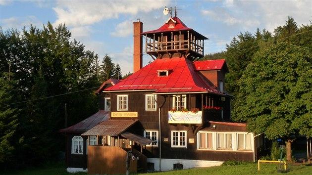 Nejstarší chata v Beskydech slaví sto let