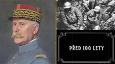 Phillippe Pétain, před sto lety