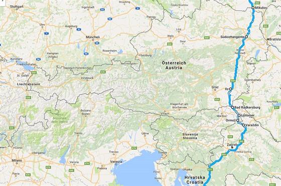 Kudy Pojedete Do Chorvatska Vyberte Nejoblibenejsi Trasy