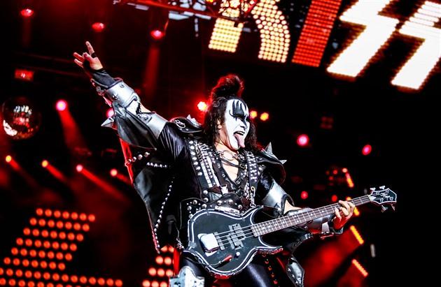 Rockové legendy budou už zítra v Praze. Poslední šance vyhrát lístky na Kiss a ZZ Top