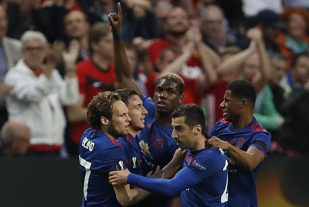 Ganamos para la ciudad, para las víctimas, del United después de la final de la Liga Europea
