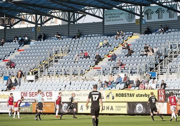 342 y 207 espectadores. Triste record de la segunda liga de fútbol