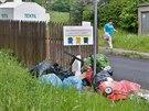 Radnice v Jablonci nad Nisou eviduje 257 nelegálních skládek. Vznikají hlavně...