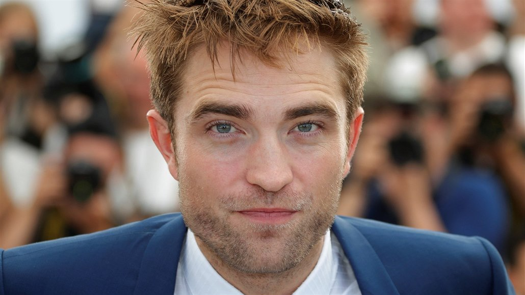 Robert Pattinson (Cannes, 25. května 2017)