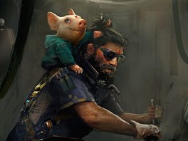 Artwork z Beyond Good & Evil 2