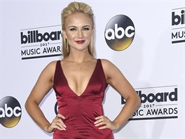 Miss America 2017 Savvy Shieldsová na Billboard Music Awards (Las Vegas, 21....