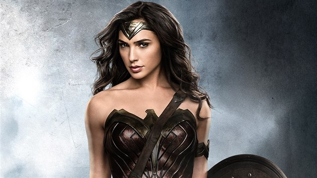 Gal Gadotová ve filmu Wonder Woman