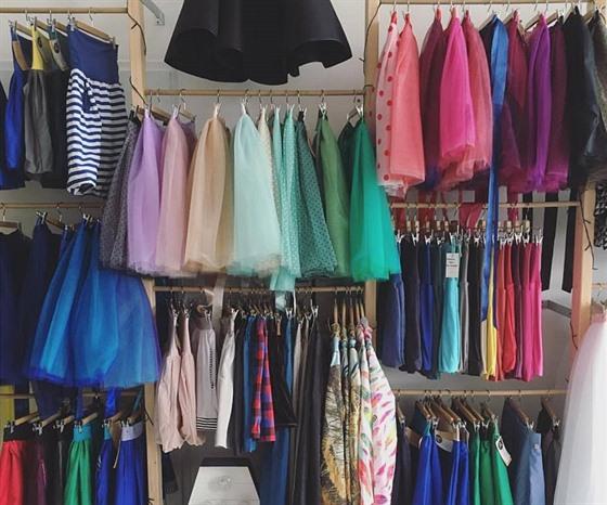 Takto to vypadá v showroomu české značky Akari abfbcee3dd