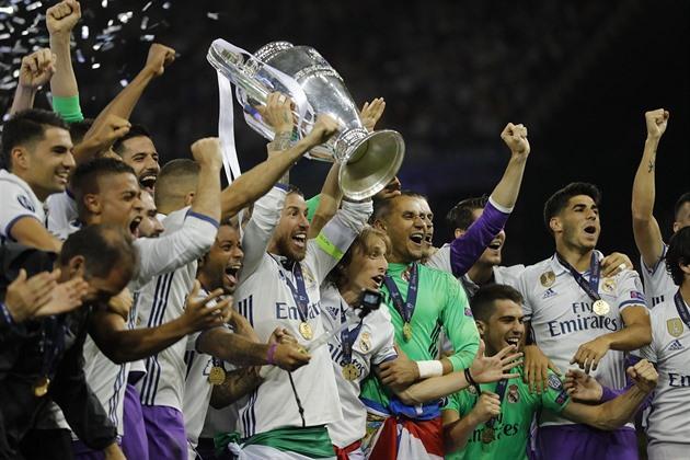 Ronaldo corrió. Real derrotó a Juventus y defendió el triunfo de la Champions League