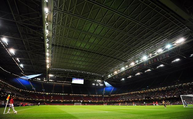 Los drones no volarán. La final de la Champions League bajo techo promete un estruendo