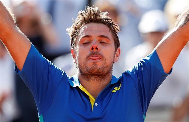 Waspadalah, pemain tenis bernama Stan menyerang lagi di Paris