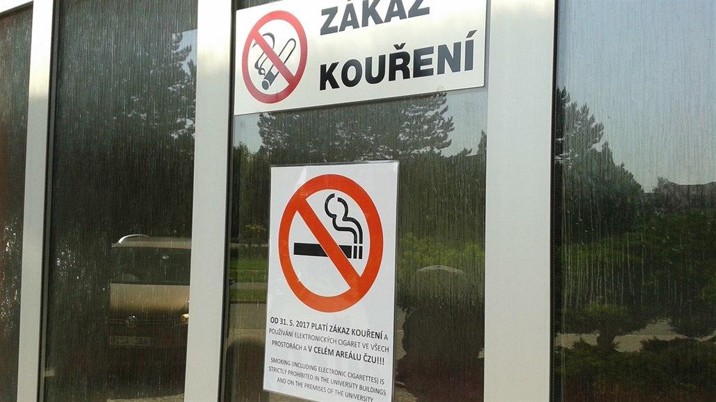 kouření hlídka