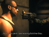 Chronicles of Riddick: Escape from Butcher Bay