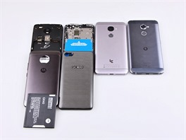 Lenovo Moto G5, Alcatel A5 LED, LeEco Le 2, Vodafone Smart V8