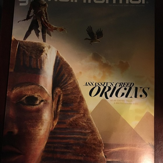 Assassin's Creed: Origins - Game Informer