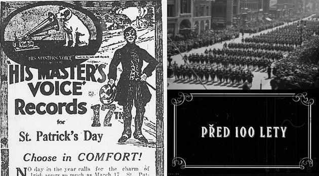 Před 100 lety se Američané začali bavit válečnými písněmi