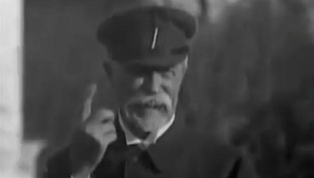 """Masaryk loboval v Rusku. Říkali mu """"gospodin preziděnt"""