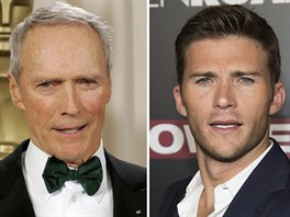 Clint Eastwood a jeho syn Scott Eastwood
