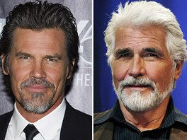 Josh Brolin a jeho otec James Brolin