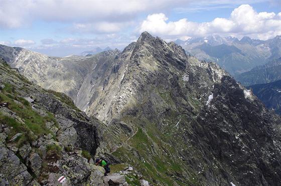 Wielka Buczynowa Turnia (2184 m)