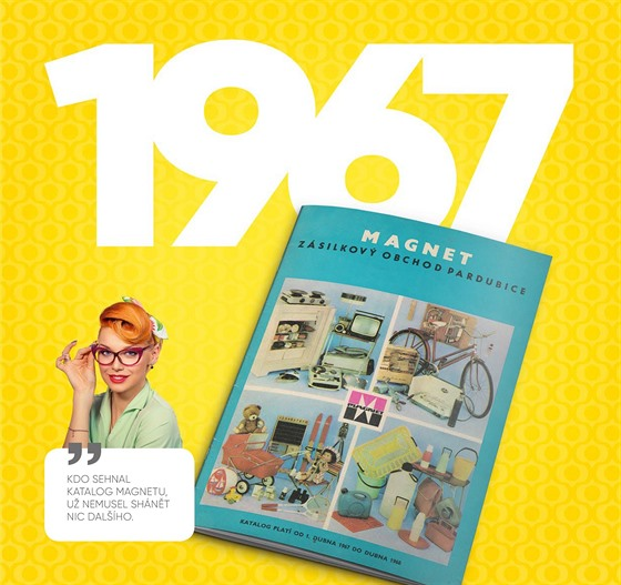 Zásilkový prodej má v Čechách tradici. První katalogový obchod slaví 50 let 9396dc048cb