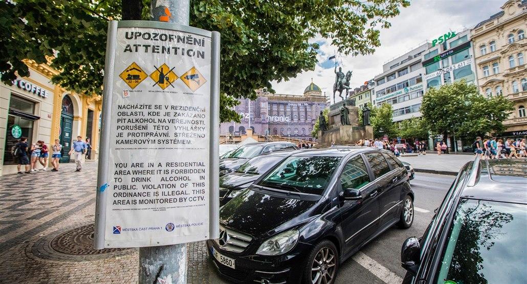 Praha 1 prověří smlouvy na reklamní plochy, i kvůli žalobě ze zvýhodňování
